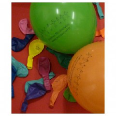 Ballons Enfance Missionnaire