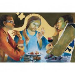 Tableau - Les disciples d''Emmaüs