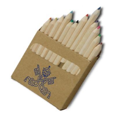Mini-crayons de couleur