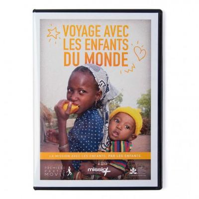 DVD - Voyage avec les enfants du monde