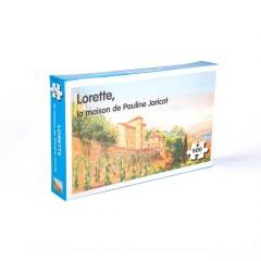 Puzzle - Lorette, la maison de Pauline Jaricot