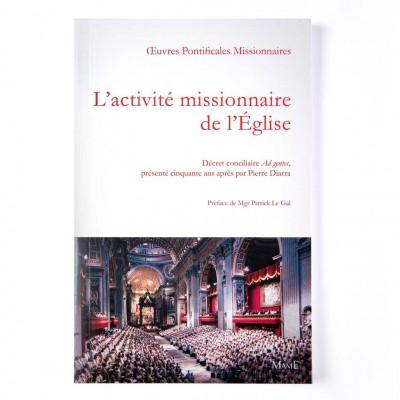 L'activité missionnaire de l'Église