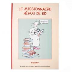 Le Missionnaire, héros de BD