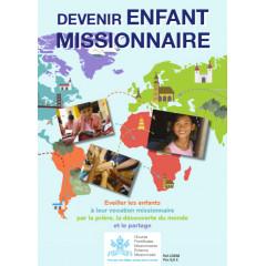 """Livret """" Devenir Enfant Missionnaire"""""""