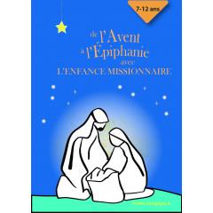 Livret de l'Avent à l'Épiphanie de Enfance Missionnaire.